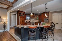 Luxury homes Stunning home in gated community