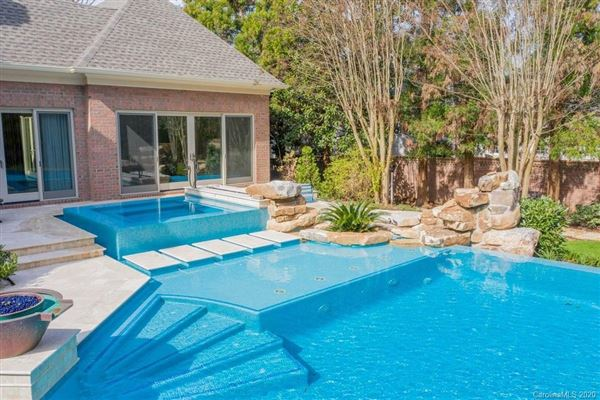 Luxury homes in Incredible estate home on premier southpark lot