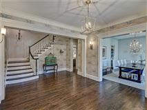 This Myers Park home has been completely renovated luxury properties