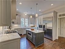 This Myers Park home has been completely renovated luxury homes