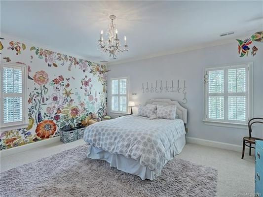 Luxury real estate This Myers Park home has been completely renovated