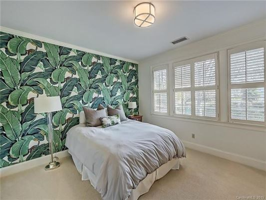 Luxury properties This Myers Park home has been completely renovated