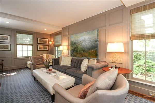 custom finishes throughout luxury real estate