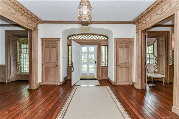 unique estate on nearly 20 acres in Greenwood luxury homes