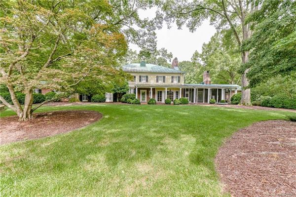 Luxury homes unique estate on nearly 20 acres in Greenwood