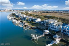 Spectacular waterfront home on Pelican Drive luxury homes