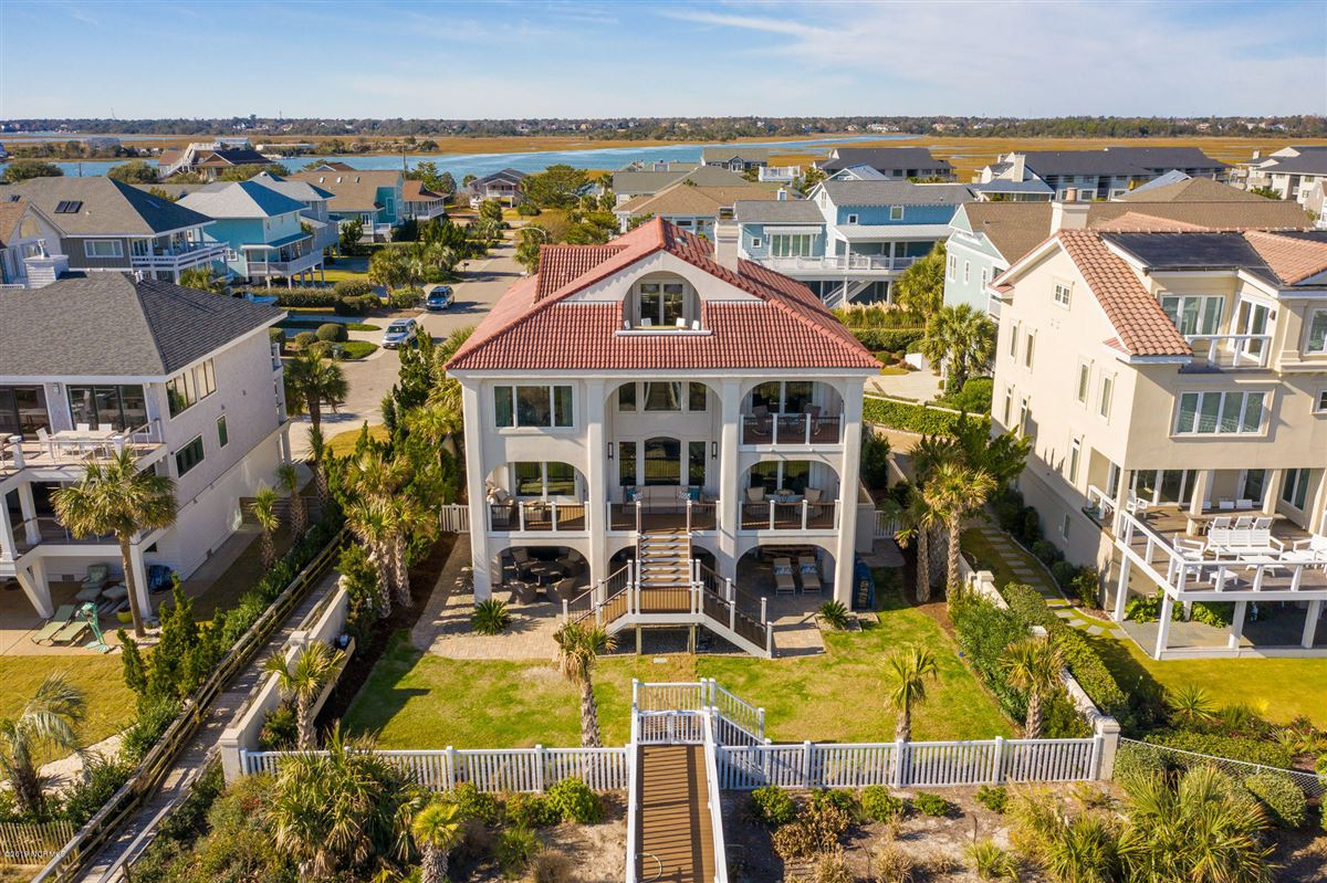 Luxury real estate beautifully updated custom oceanfront home