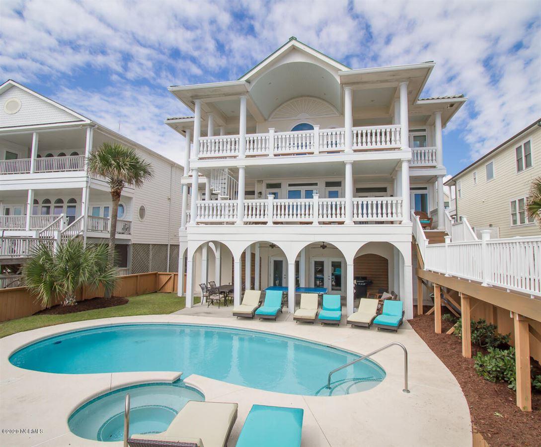 Luxury properties Gorgeous Ocean Front private sanctuary