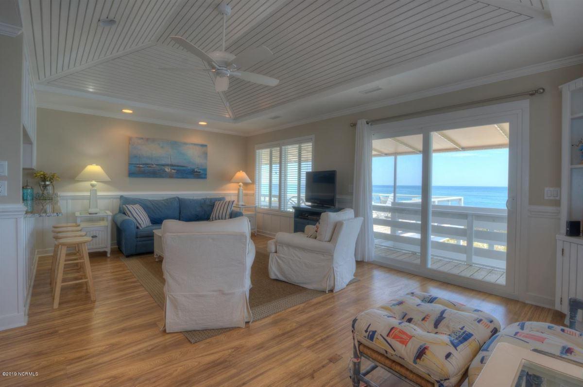Luxury real estate six bedroom oceanfront home