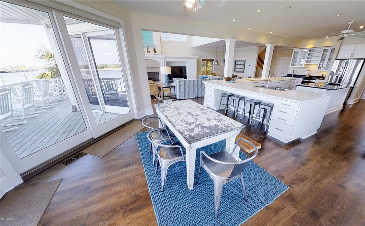 Luxury real estate desirable waterfront south end home
