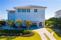 exquisite home on Figure Eight Island luxury real estate