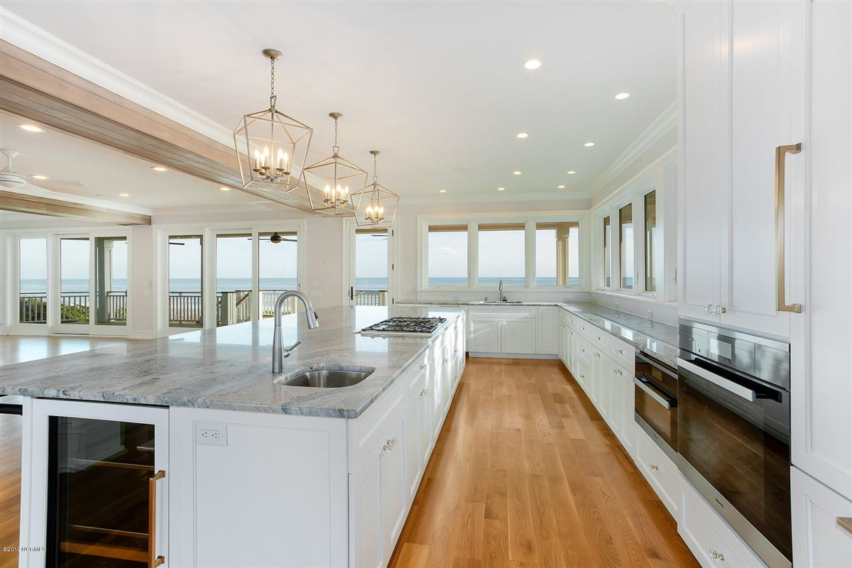 Luxury real estate revered oceanfront home