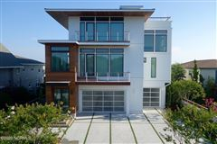 Luxury real estate contemporary deep waterway home