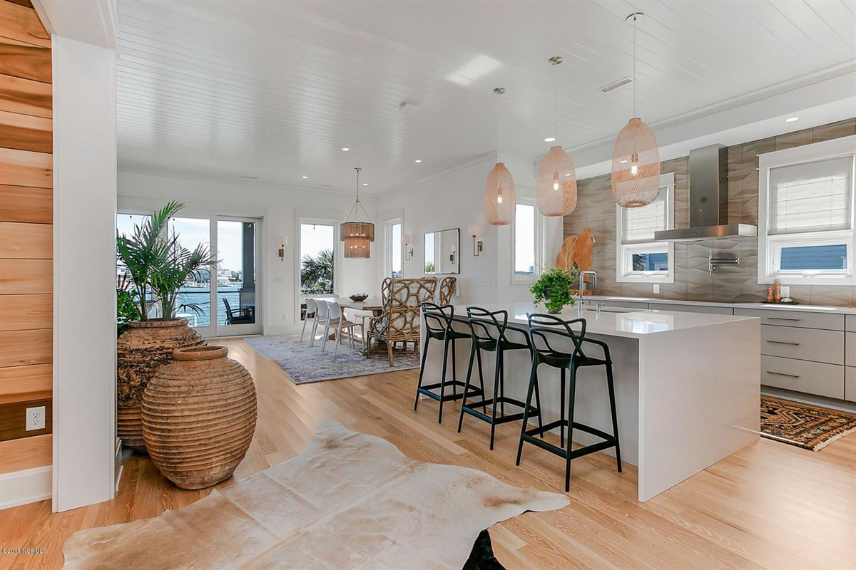 waterfront masterpiece in wrightsville beach luxury real estate