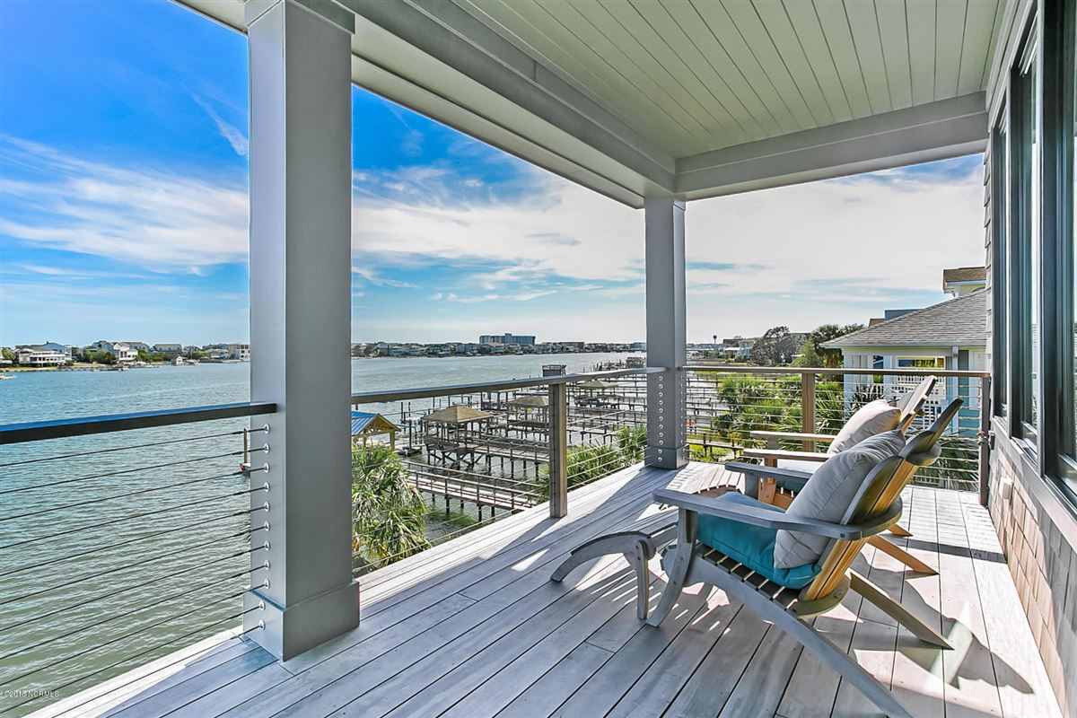 waterfront masterpiece in wrightsville beach luxury properties