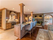 Incredible Custom House Features a Private Pool luxury real estate