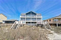 Luxury real estate Your Dream Home on Holden Beach Awaits