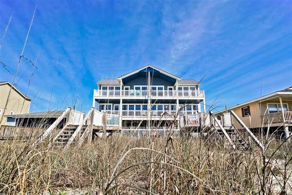 Your Dream Home on Holden Beach Awaits luxury homes