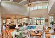 Luxury real estate proposed new construction dream home