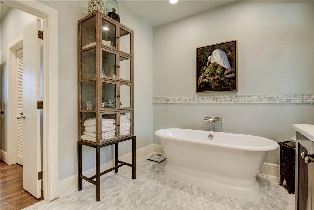 Luxury homes in Gorgeous custom sound home on Hewletts Creek