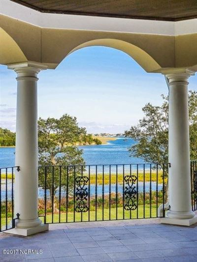 spectacular Mediterranean design Overlooking the Intracoastal mansions