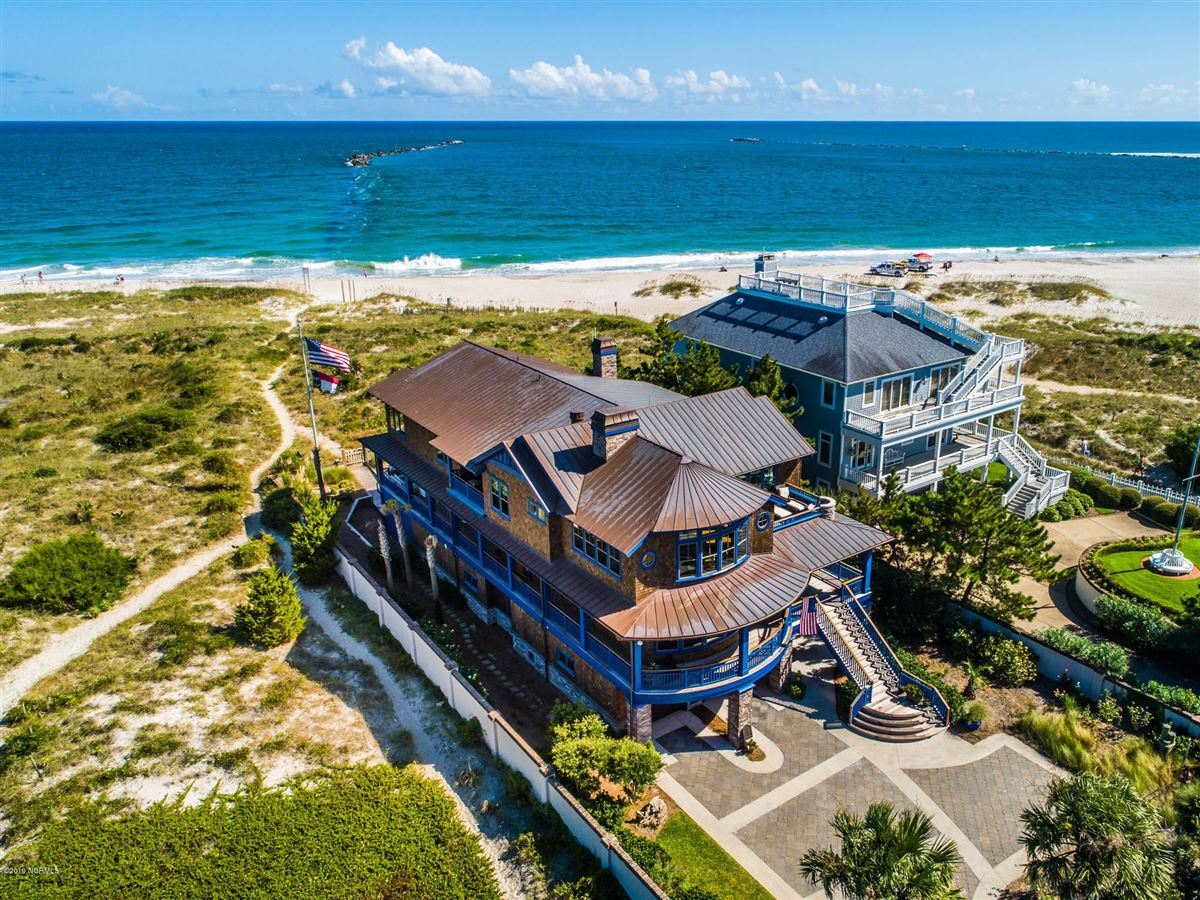 Mansions spectacular oceanfront residence