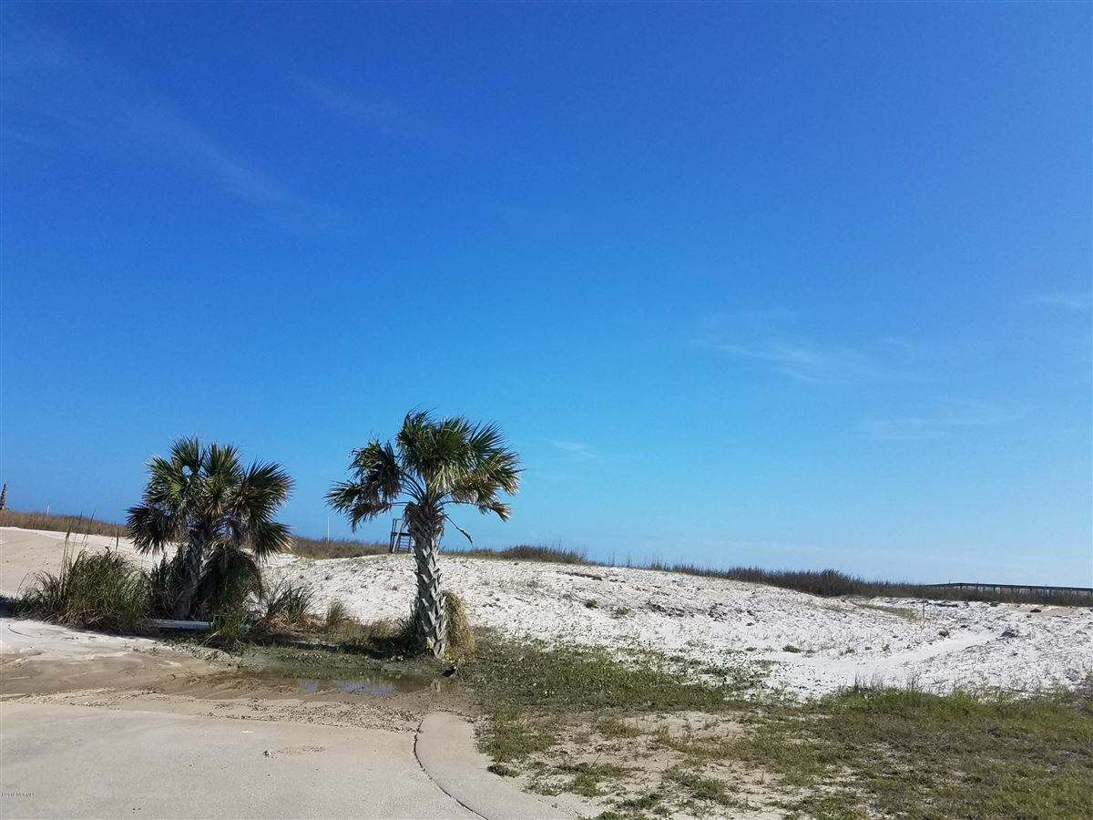 Luxury properties oceanfront lot