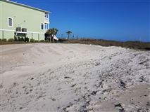 Luxury real estate oceanfront lot