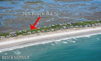 Luxury real estate Spectacular marsh-front lot