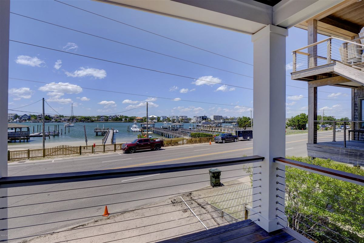 Luxury properties get the best of what Wrightsville Beach has to offer