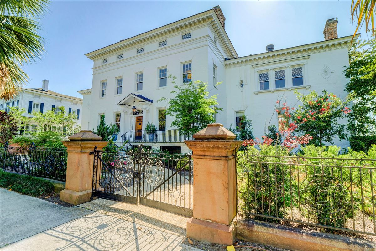 The Dudley Mansion luxury homes