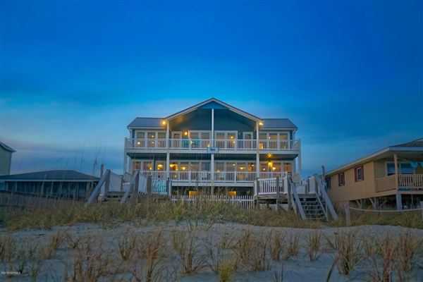 Mansions Your Dream Home on Holden Beach Awaits