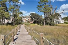 Luxury homes in  an exquisite water front estate