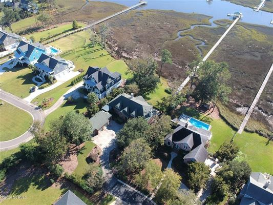 Luxury properties  an exquisite water front estate