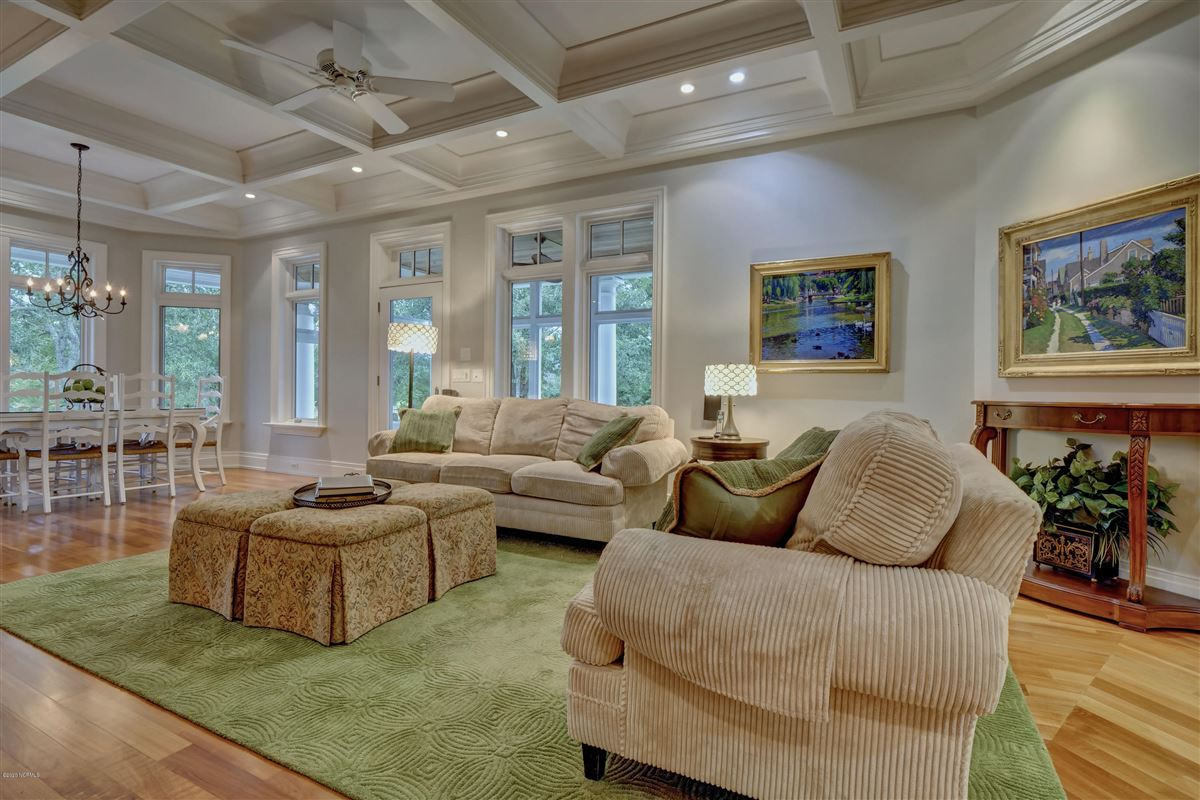 property in Landfalls estate neighborhood luxury real estate