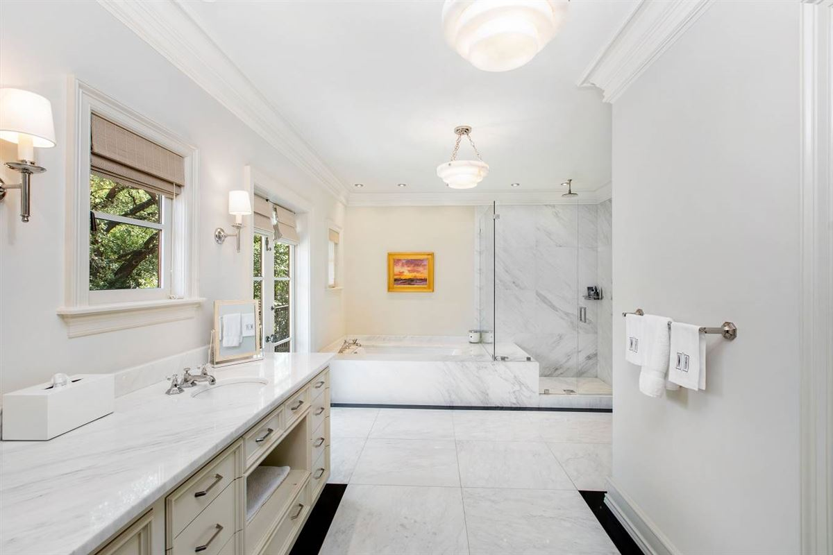 Luxury real estate beautifully remodeled historic estate