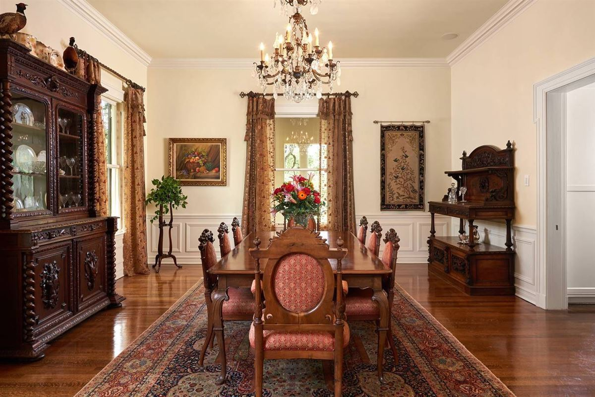 Luxury properties grand gated Terrell Hills residence