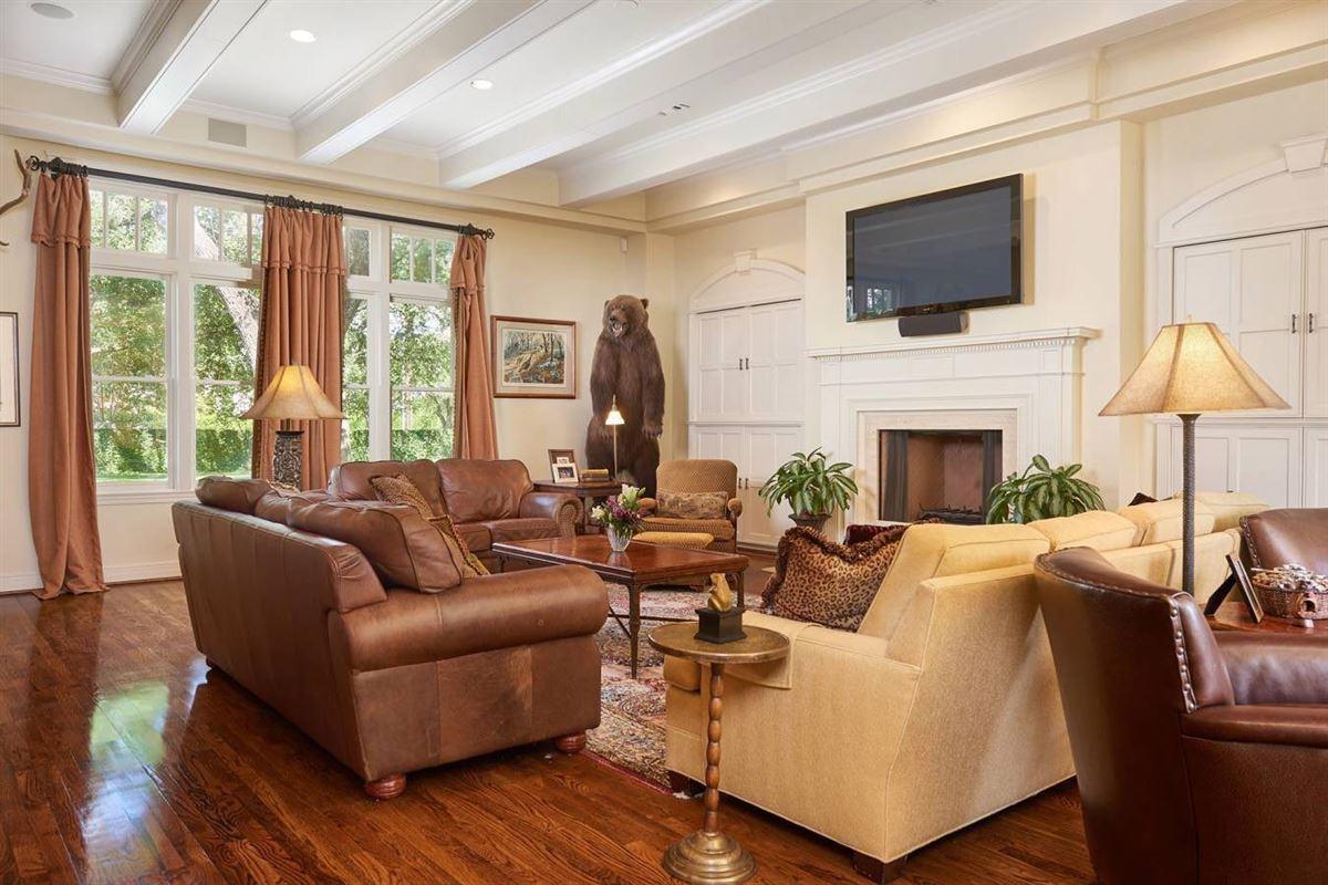 grand gated Terrell Hills residence luxury properties