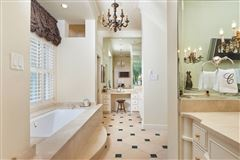 Luxury homes grand gated Terrell Hills residence