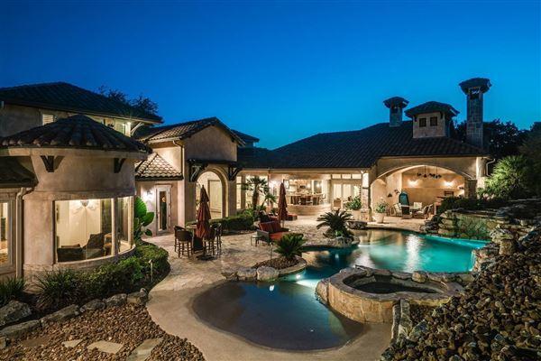 San Antonio Luxury Homes And San Antonio Luxury Real