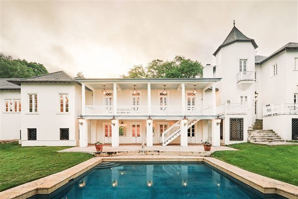 Remarkable Residence In San Antonio