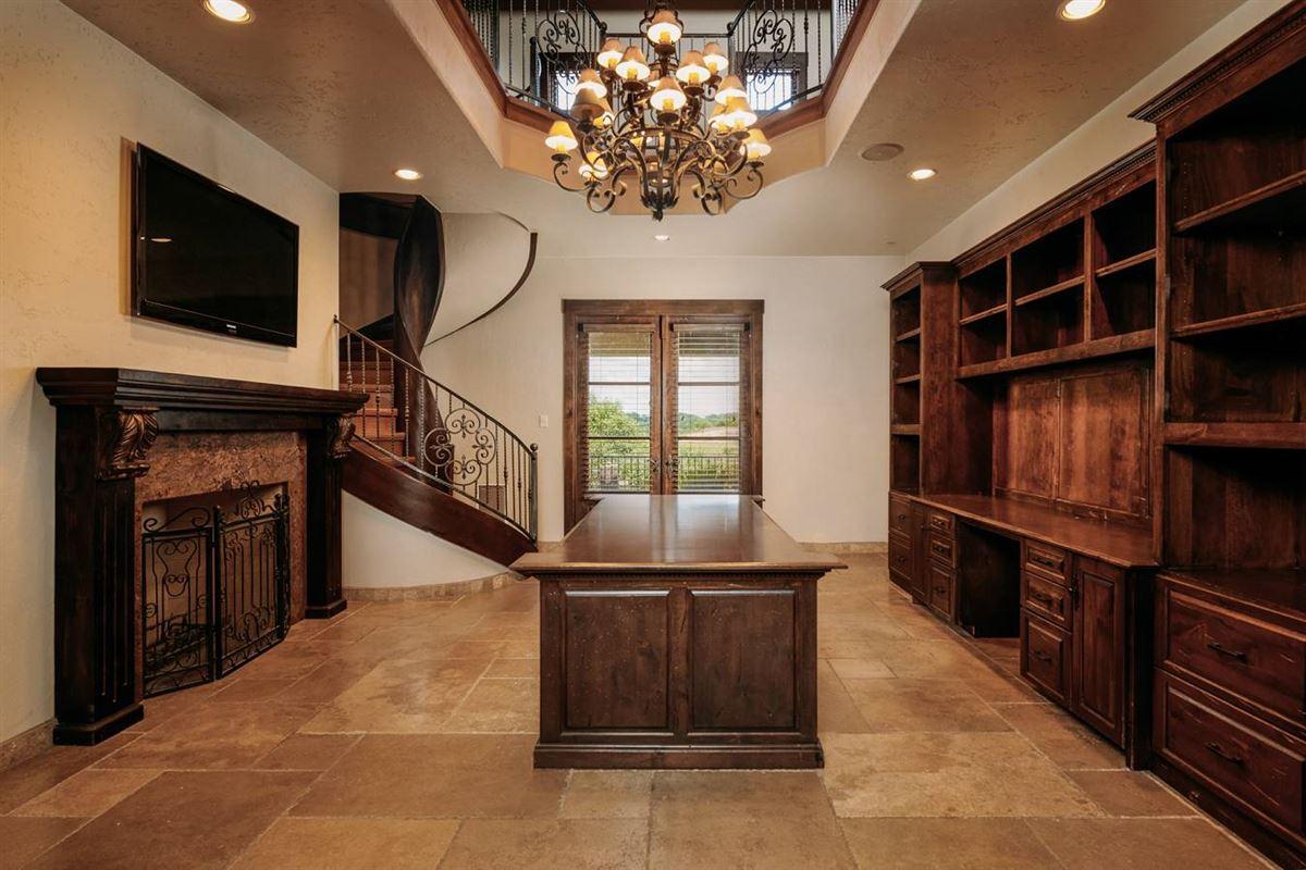 Luxury homes masterfully designed estate on 64 acres