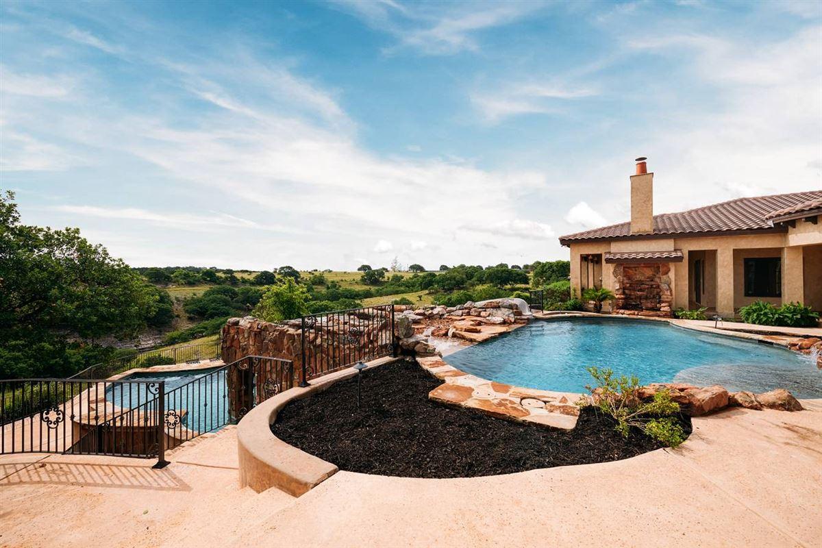 Luxury properties masterfully designed estate on 64 acres