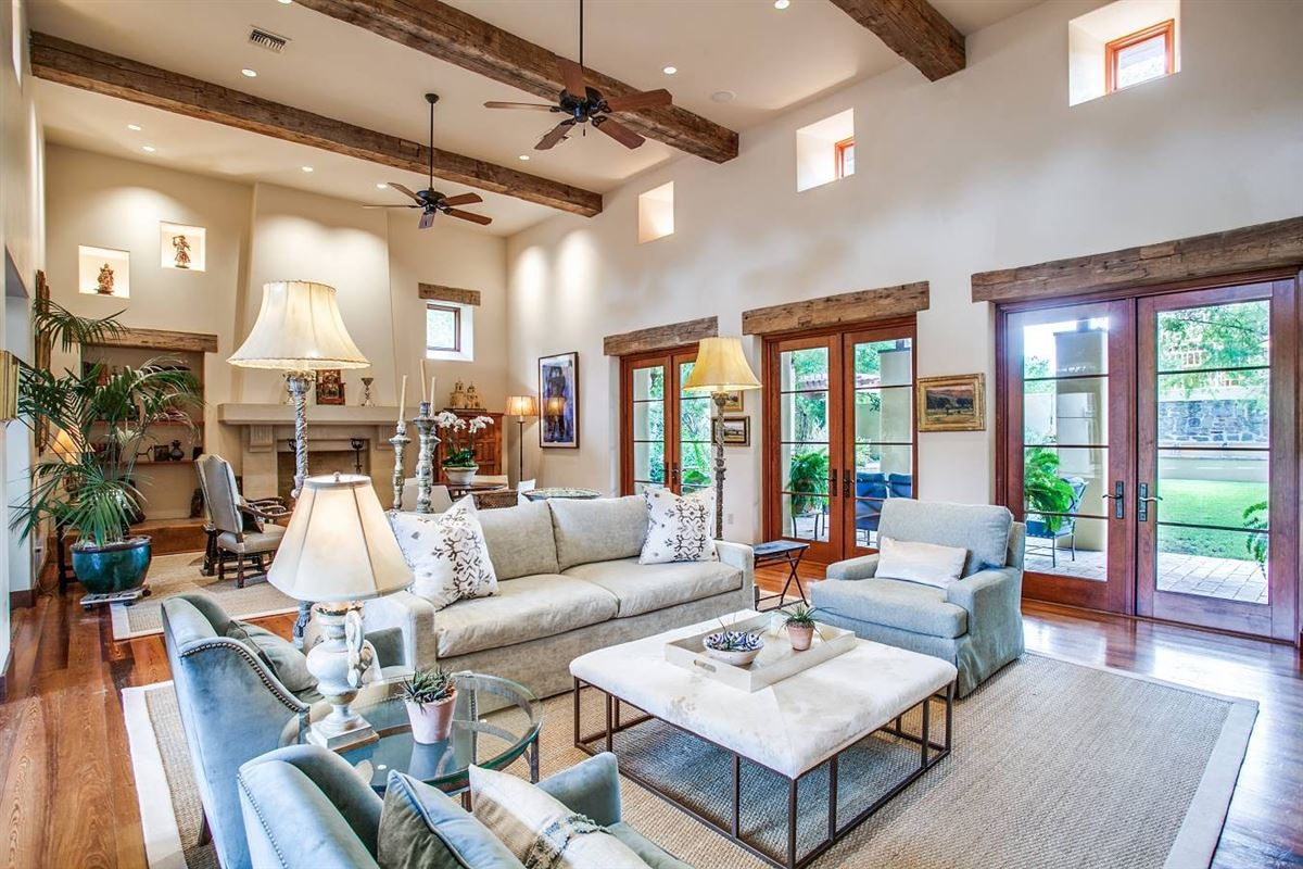 Mansions an exceptional Southwestern-style home