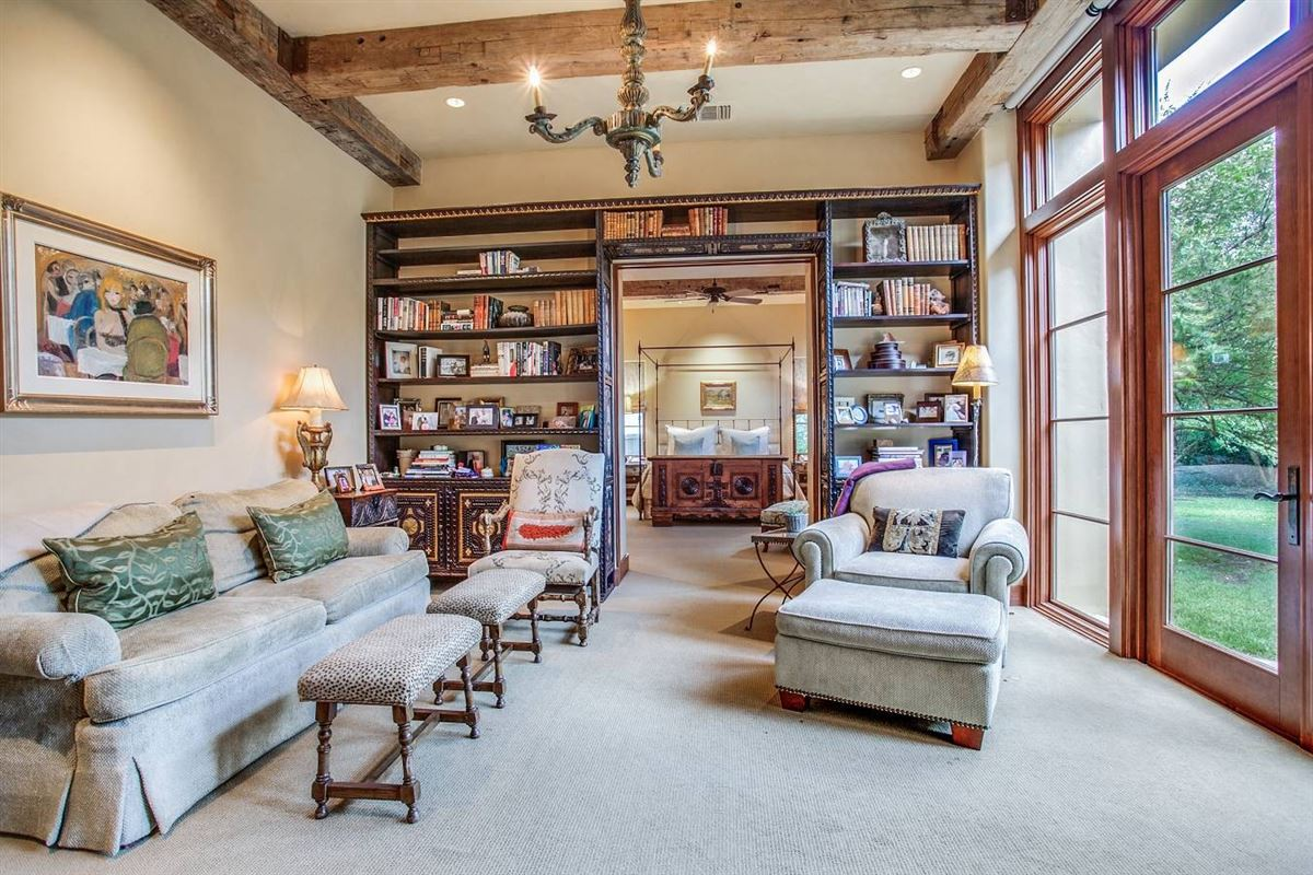 an exceptional Southwestern-style home mansions