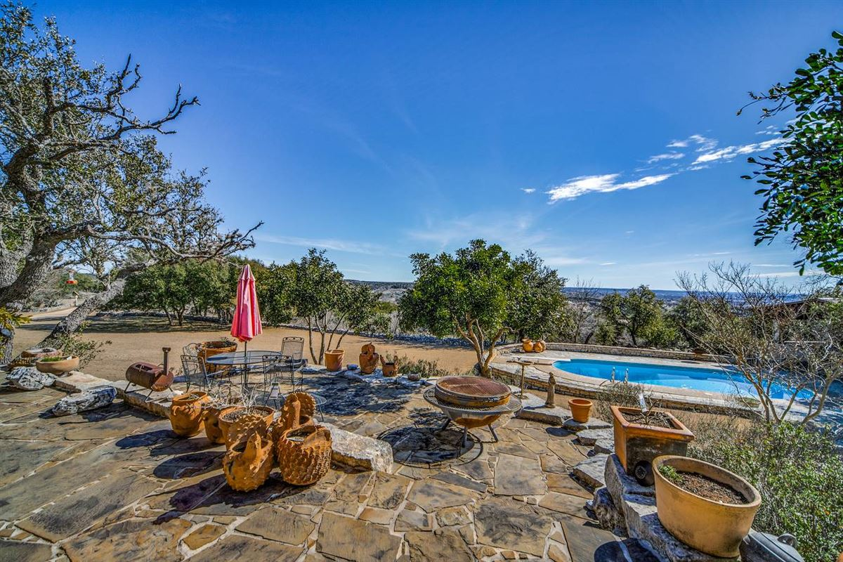 Luxury homes approximately 25 acres of fantastic Hill Country living