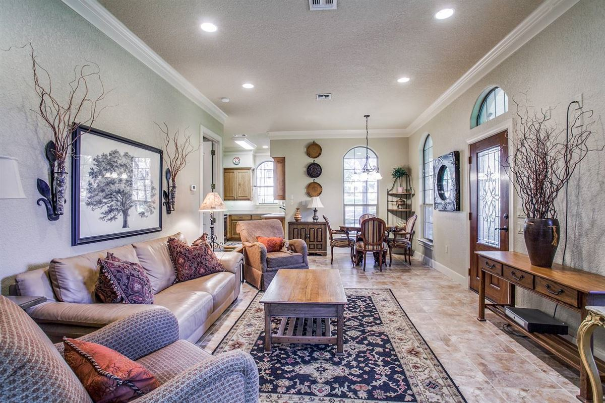 exquisite custom-built French country estate luxury real estate