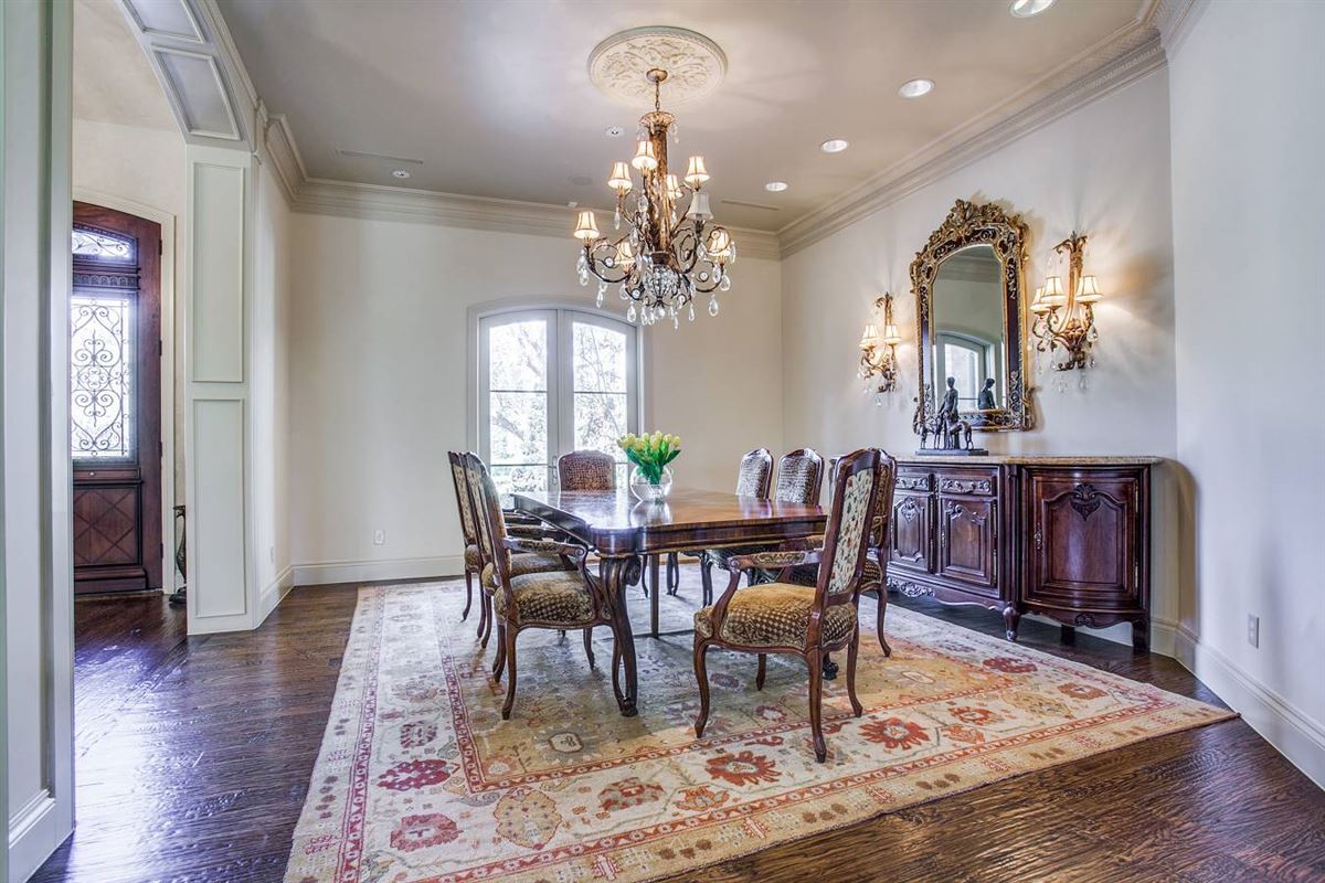 Luxury properties exquisite custom-built French country estate