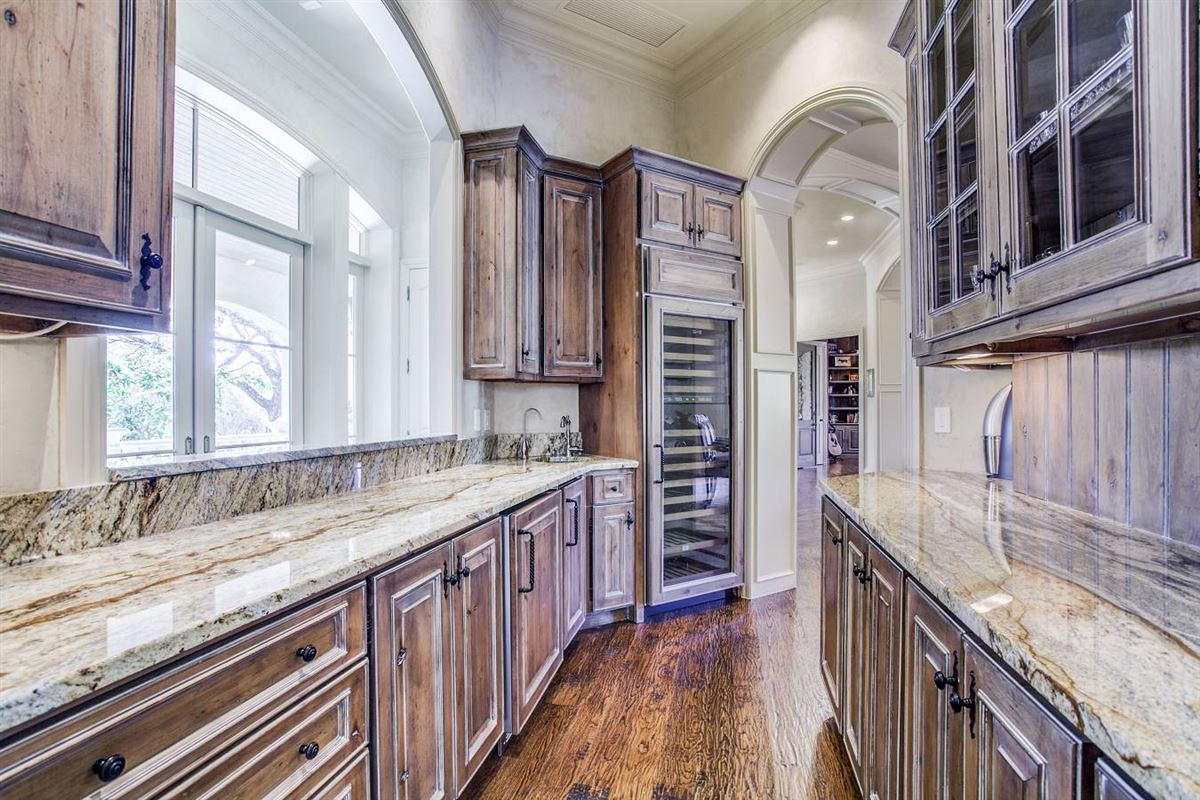 exquisite custom-built French country estate luxury properties