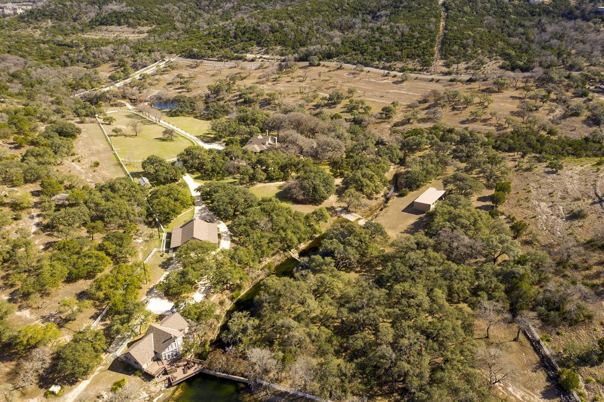 Luxury real estate meticulous residence on 103-acre ranch